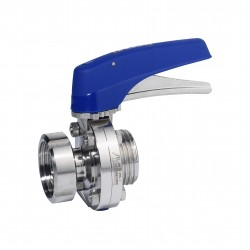 Butterfly valve 316L...