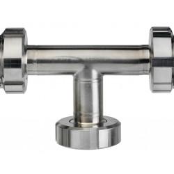 T-piece DN25 3x Nut/Liner